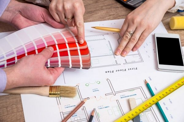 Курсы по дизайну интерьера