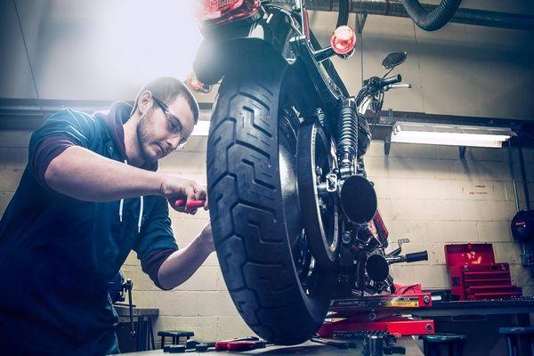 Мастер по ремонту мотоциклов (мототехники)